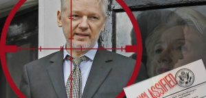 under-intense-pressure-silence-wikileaks-secretary-of-state-hillary-clinton-proposed-drone-strike-on-julian-assange